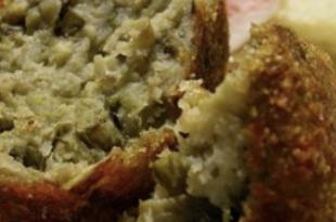 frittelle melanzane forno