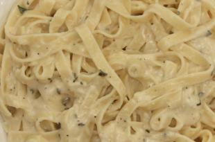 tagliatelle noci gorgonzola