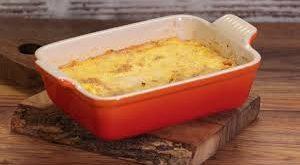 Zucca e uova al forno: la ricetta