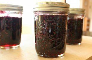 marmellata mirtilli senza zucchero