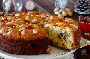 La ricetta della torta natalizia Zelten