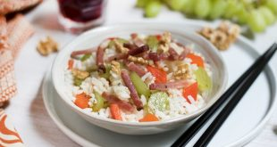 L'insalata di riso, il piatto estivo