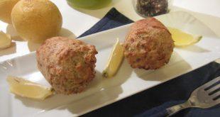 Muffin salati al salmone e cipolla , la ricetta