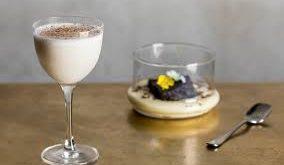 un cocktail fresco e cremoso adatto per ogni occasione