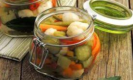 ricetta alternativa per conservare le verdure di stagione tutto l'anno