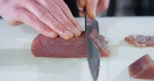 tonno taglio