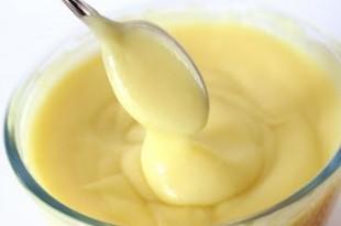 preparare crema pasticcera vegana