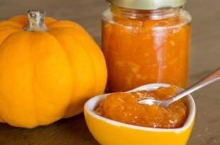 preparare marmellata di zucca