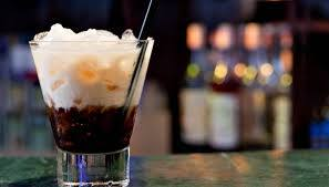 un cocktail gustoso e cremoso al tempo stesso