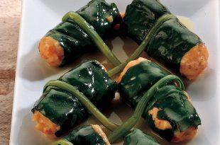 Involtini di astice e verdure: la ricetta