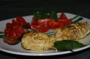Fagottini di pollo al curry: la ricetta