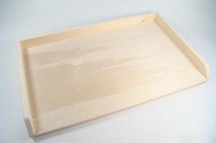 spianatoia in legno