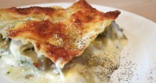 pasticcio carciofi e mozzarella